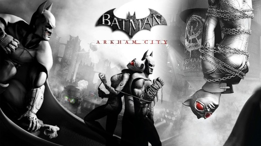 Batman Arkham City Promo Scene
